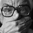 Barry Cryer by MatRicardo