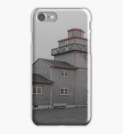 Fort Point Lighthouse  iPhone Case/Skin