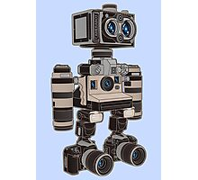 Camera Bot 6000 Photographic Print