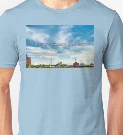 Coney Island Dream's Unisex T-Shirt