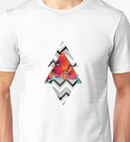 butterfly pattern  Unisex T-Shirt