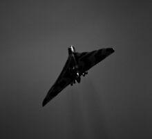 Vulcan dark skies by gymstedhead
