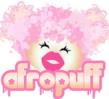 AFROPUFF by OOPSY