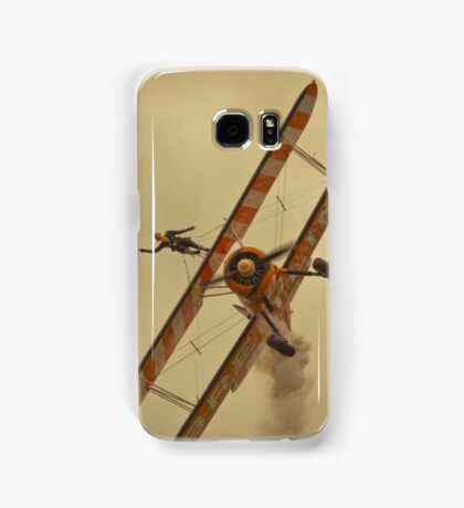Brietling wing walkers Samsung Galaxy Case/Skin
