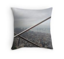 I'm in an Empire State Throw Pillow