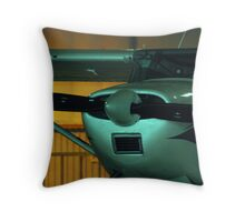 Restful Wings Throw Pillow