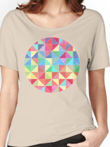 Rainbow Prisms Women's Relaxed Fit T-Shirt