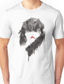 ink girl 1 Unisex T-Shirt