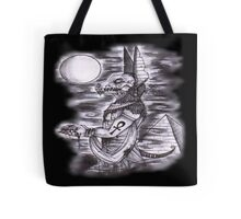Weighing Of The Heart  Tote Bag