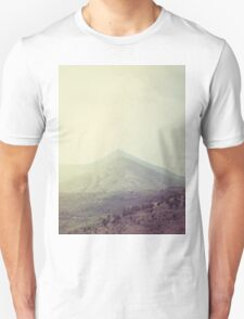 Mountains in the background III Unisex T-Shirt