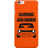 Ford Escort MK1 Men's Retro Car T-Shirt iPhone Case/Skin