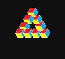 Geometric Illusion Unisex T-Shirt
