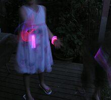 Kids aglow by byzantinehalo