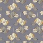 shell spoons pattern by debEC