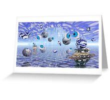 ICworld Greeting Card