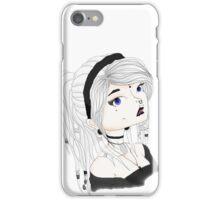 Dreadlock Girl iPhone Case/Skin