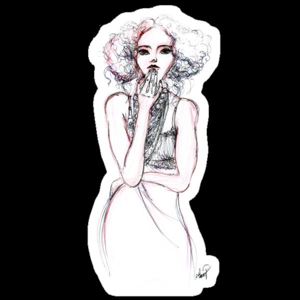 Fashion Illustration 1 by slexii