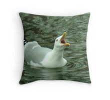 022310-76  CO-O-O-O-O-O-LD !!!! This water is CO-O-O-O-O-O-O-O-O-O-O-O-O-LD !!!! Throw Pillow