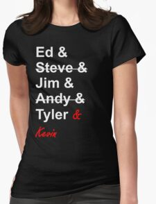 Barenaked Ladies - All the Band Members! Womens Fitted T-Shirt