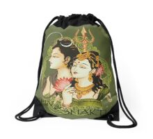 SHIV & SHAKTI Drawstring Bag