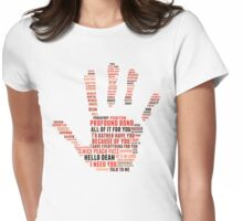 Profound Bond Womens Fitted T-Shirt
