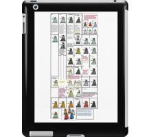 Dalek History iPad Case/Skin