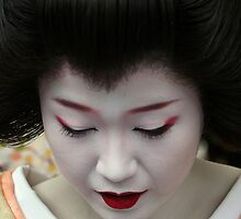 Geiko Katsuya by Jenny Hall