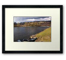 Fishing Anyone? Framed Print