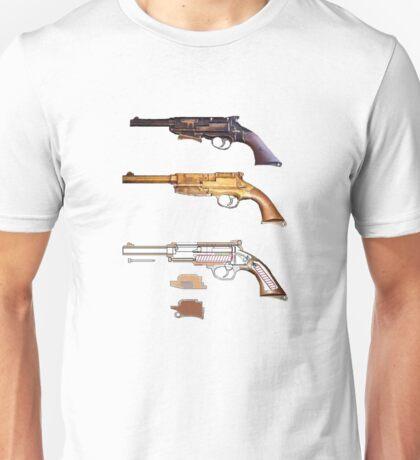 Mals gun Serenity n Firefly  Unisex T-Shirt
