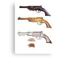 Mals gun Serenity n Firefly  Canvas Print