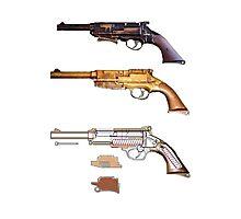 Mals gun Serenity n Firefly  Photographic Print