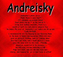 ANDREISKY! by Dayonda