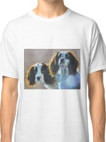 Rosie and Holly Classic T-Shirt