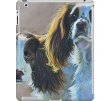 Rosie and Holly iPad Case/Skin