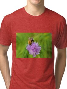 Bee & Chives Tri-blend T-Shirt