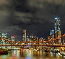 BrisVegas - Qld Australia by Beth  Wode