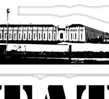 San Quentin State Prison Sticker