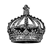 Crown by queen-victoria