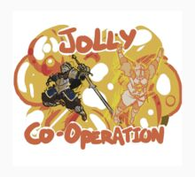 Jolly Cooperation! by Aslatiel