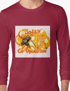 Jolly Cooperation! Long Sleeve T-Shirt