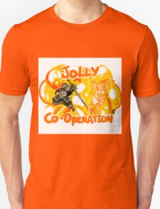 Jolly Cooperation! Unisex T-Shirt