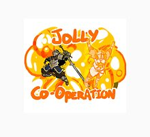Jolly Cooperation! Men's Baseball ¾ T-Shirt