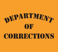 Department of Corrections by ukedward