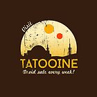 Visit Tatooine by CXPStees