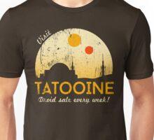 Visit Tatooine Unisex T-Shirt