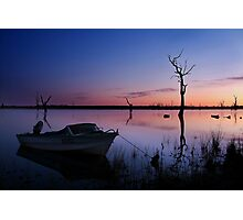 DO 952 Lake Fyans, Grampians Photographic Print