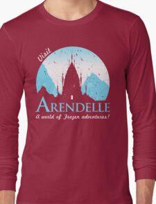 Visit Arendelle Long Sleeve T-Shirt