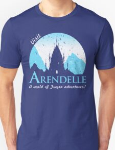 Visit Arendelle Unisex T-Shirt