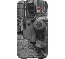 Old locomotive Samsung Galaxy Case/Skin