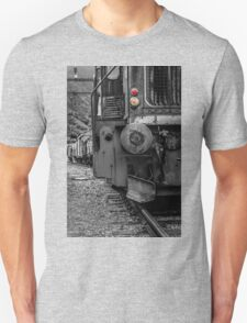 Old locomotive Unisex T-Shirt
